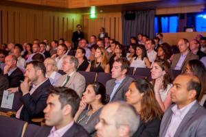 Audience at TEDxJNJ Entrepreneurs Salon Series
