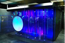 IBM's Watson computer, Yorktown Heights, NY